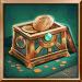 midas golden touch schatkast symbool